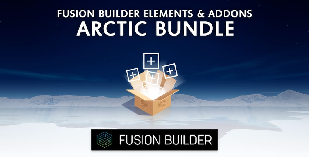 Arctic Bundle - Fusion Builder Elements & Add-ons for Avada